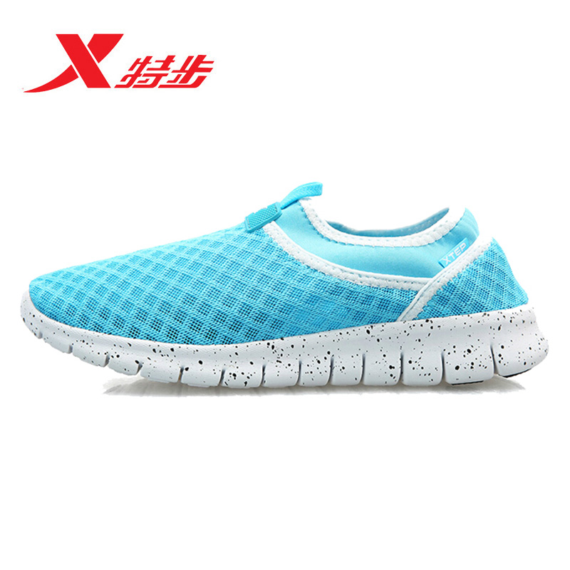 Xtep authentic shoes lightweight running shoes breathable mesh running shoes ladies sports shoes ladies shoes casual shoes summer