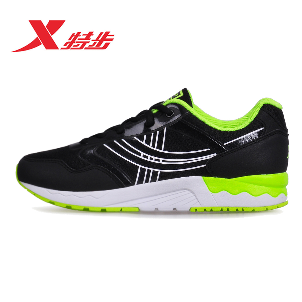 Xtep shoes new casual shoes 2016 summer new breathable mesh sports shoes women casual shoes running shoes