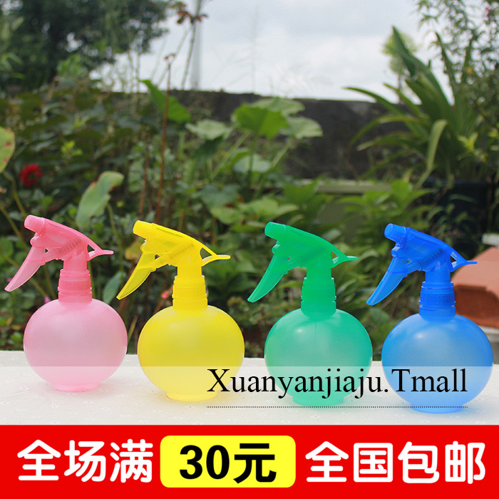 Xuan yan gardening wasch color round watering 5339 spray bottle spray pot watering pot children agricultural fertilizer balcony essential medicine