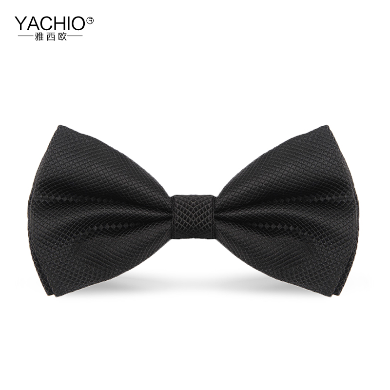Ya xiou korean version of the influx of men korean version of the british fashion bow tie free shipping dress plaid bow tie gift box free shipping