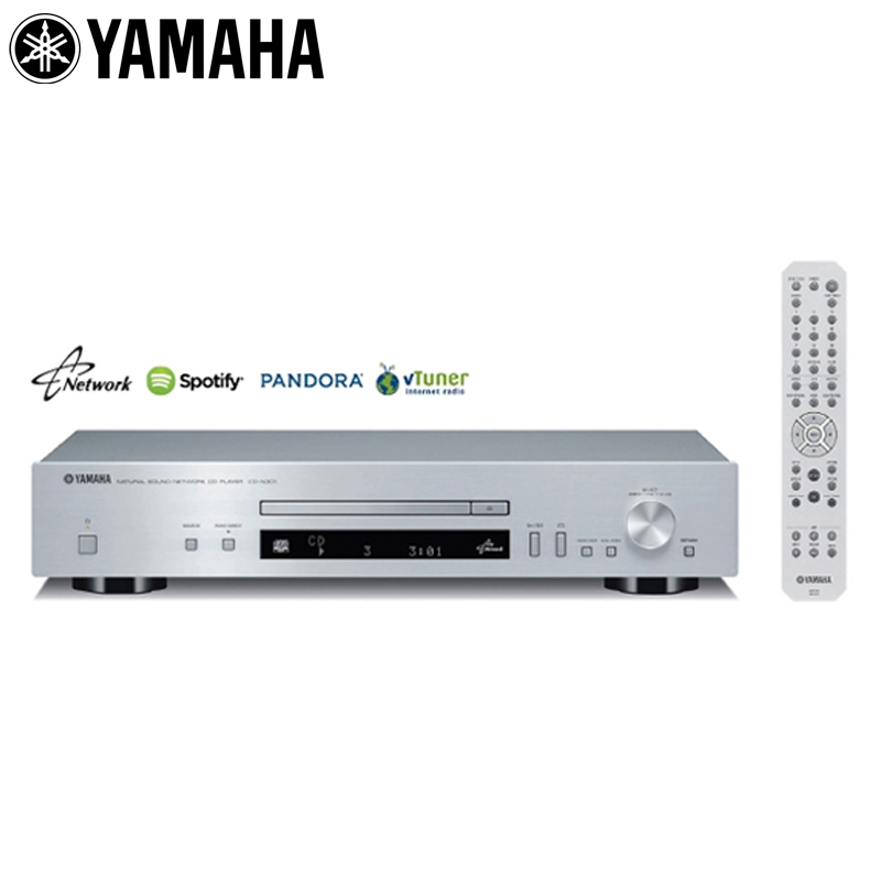 Yamaha/imahara CD-N301 home hifi hi-fi network player cd player with usb interface