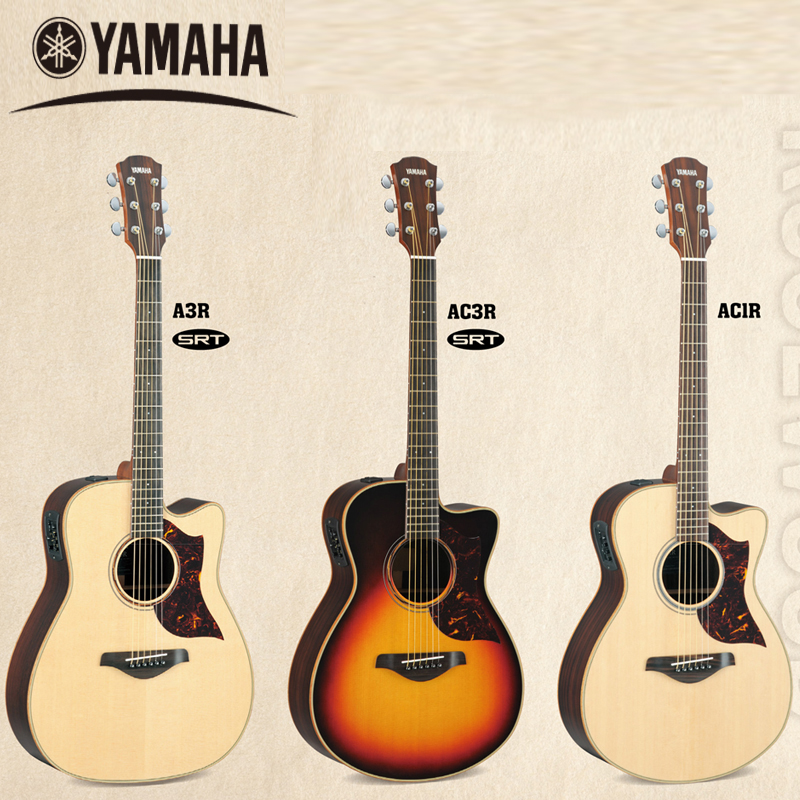 Yamaha yamaha  a1/AC1R/side single/A3R/A3M/AC3M/whole veneer guitar ballad electric box