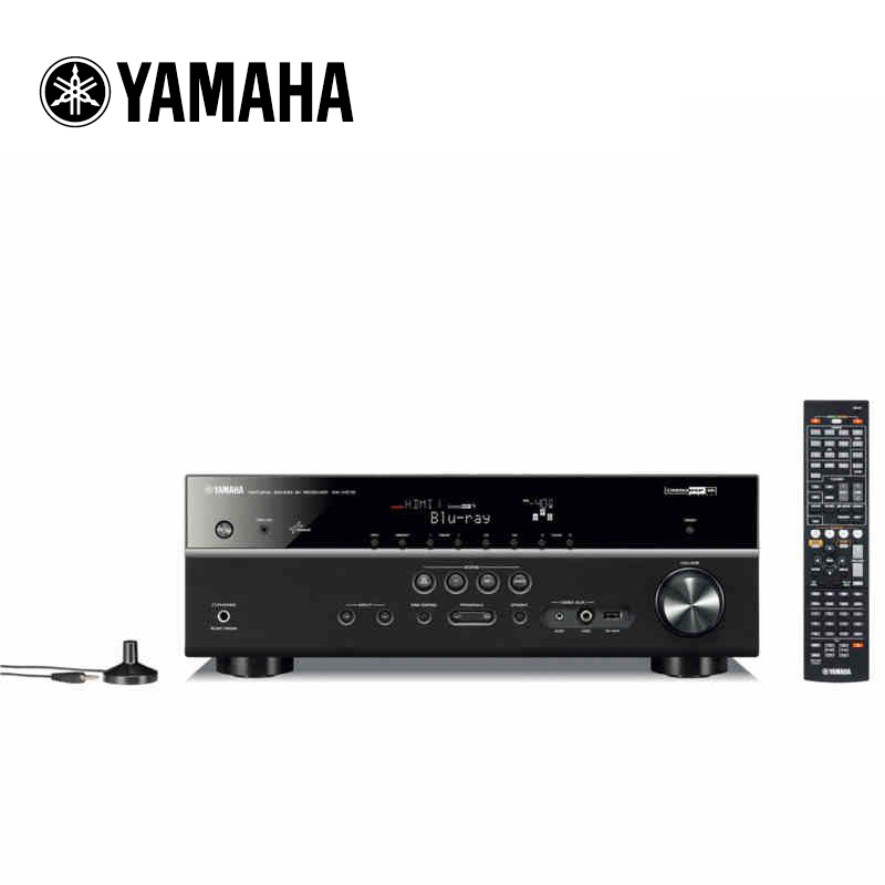 Yamaha/yamaha rx-v575 7.2 channel digital home theater amplifier av amplifier