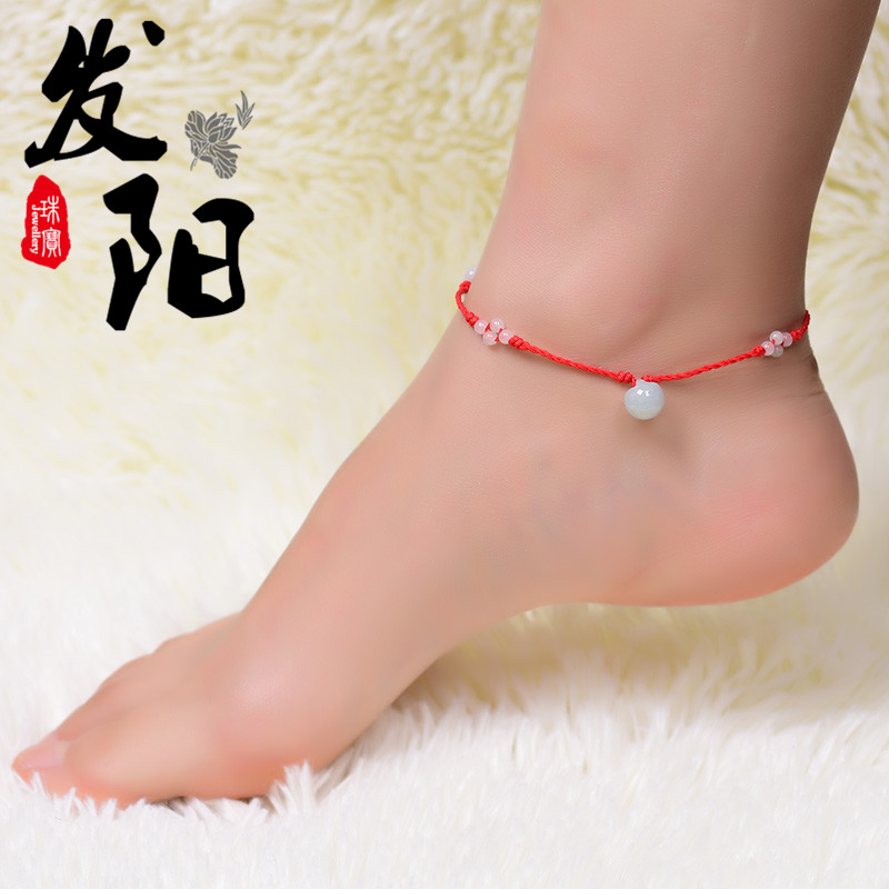 diamond lucky plated still korean single gold tassel stranger get anklets guides jewelry authentic fashion shopping guide item rose bird pic original anklet china quotations