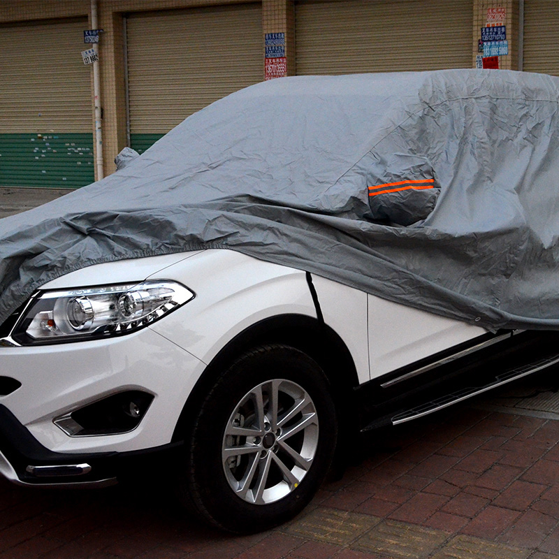 Yao di QQ3A135 chery fengyun 2X1E35 dedicated sunscreen car hood sewing car hood insulation rain sun shade car kits