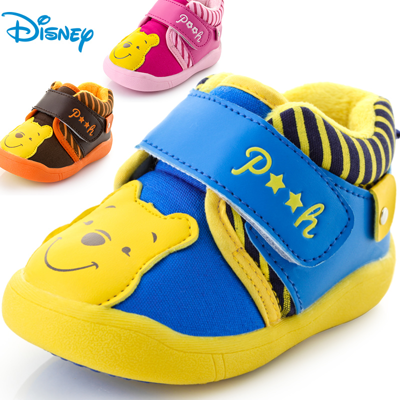 Years old disney baby shoes toddler shoes soft bottom winter new women's shoes boys and young children's shoes casual shoes