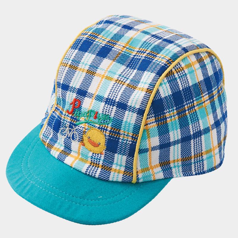 f2ac5d993ab Get Quotations · Yellow duckling newborn baby cap visor cap hat spring and  summer sun hat sun hat male