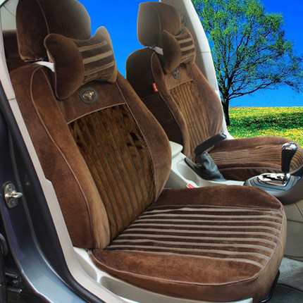 Yi meng xiang great wall hover/m1/h6/h5/h3 special seat cover seat cover gold velvet car seat covers Car with a seat cover