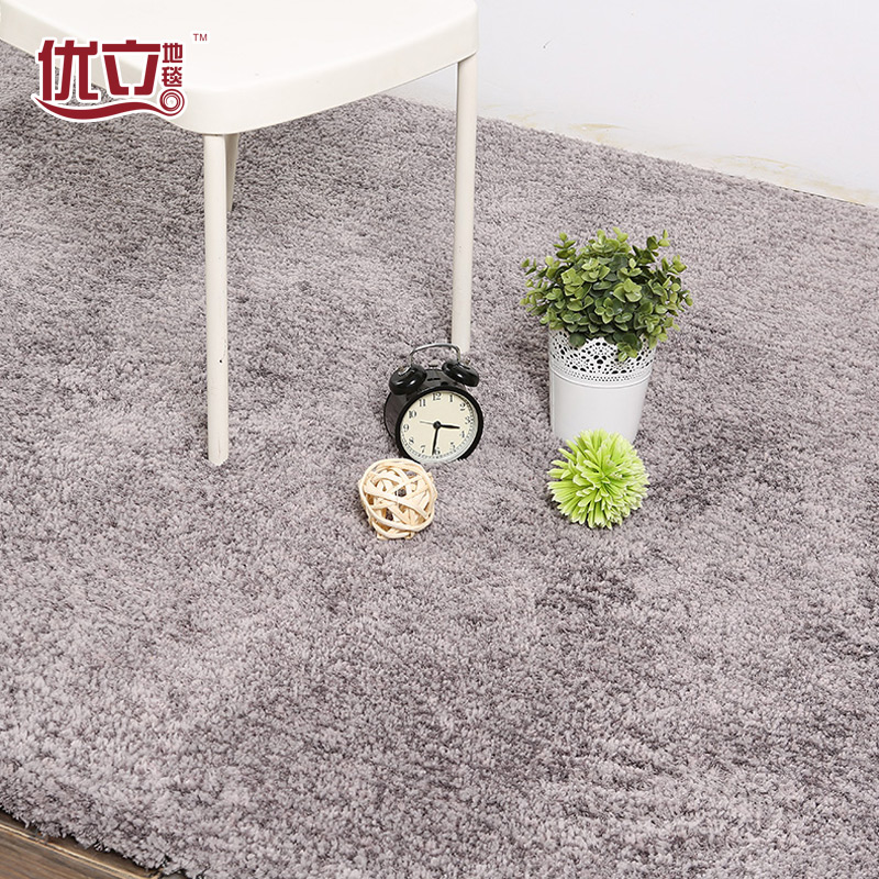 You li thick shaggy carpet carpet coffee table bedside bedroom modern minimalist living room sofa paved pad solid