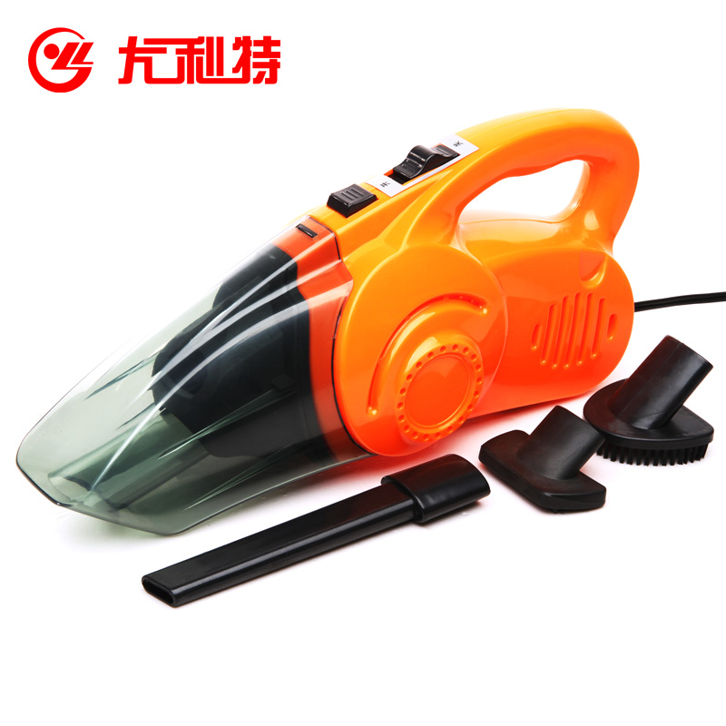 You lite 5305A powerful wet and dry car vacuum cleaner 12 v power small car with a vacuum cleaner
