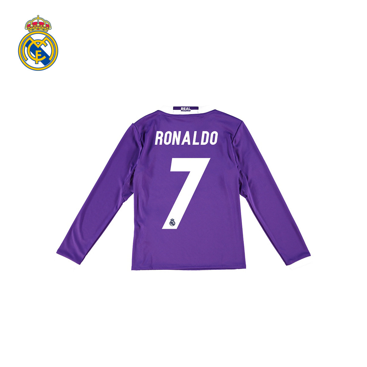 new styles 8540d e1553 cristiano ronaldo away jersey long sleeve