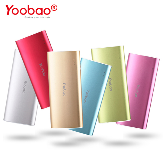 Yu bo yb6016 mobile phone universal high capacity mobile power charger charging treasure magic wand 13000 mA