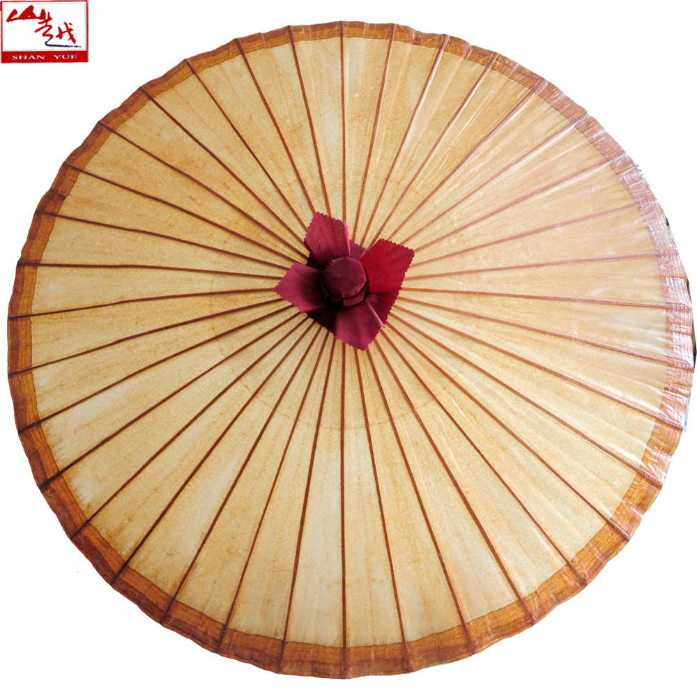 Yue direct thicker to increase the umbrella craft paper umbrella umbrella umbrella free shipping to send the archaized props umbrella umbrella custom