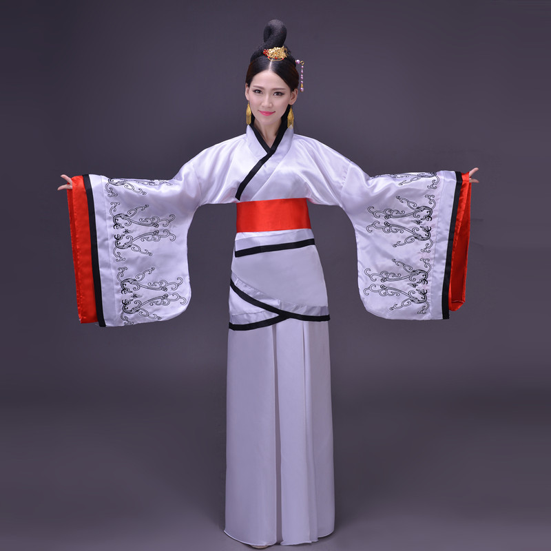 Yue han costume costume costume fairy costume ancient classical dance costumes han chinese clothing garment song of the tang dynasty royal loaded