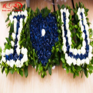 [Zhejiang shaoxing flower delivery] shaoxing shaoxing shaoxing city florist flower shop florist flowers blue rose