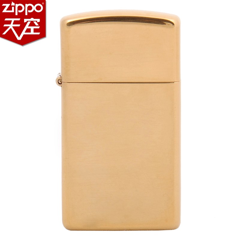 Zippo zippo lighter copper mirror 1654b tiny counter genuine original narrow machine slim