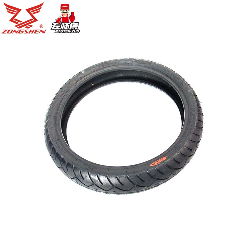 Zongshen motorcycle accessories zongshen winner zs250gs front tire vacuum tire 110-70-17