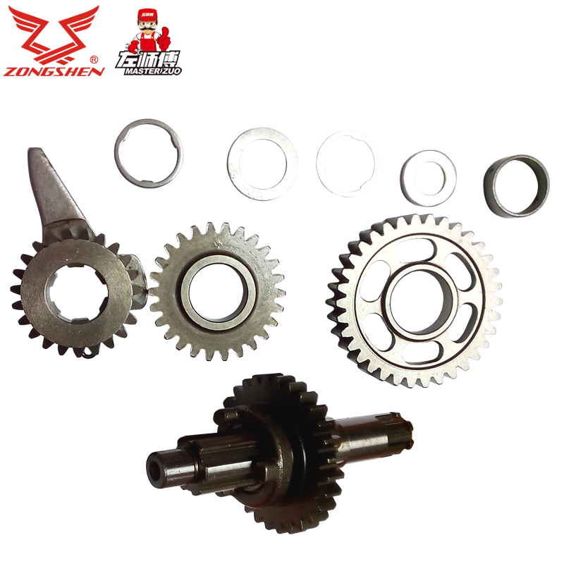 Zongshen motorcycle genuine parts genuine parts 100 zongshen 110 engine main countershaft
