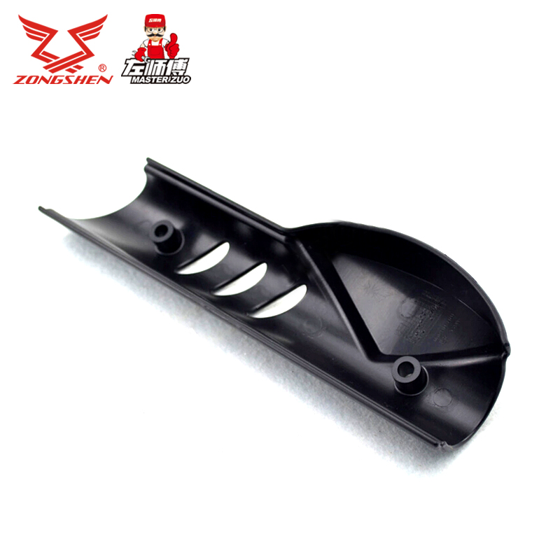 Zongshen motorcycle genuine parts genuine parts zs110-26 (ⅱ) left front shock absorber cover decorative cover