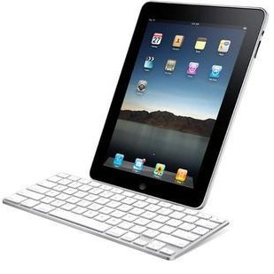 Apple/apple ipad2 original ipad keyboard dock keyboard with stand free shipping