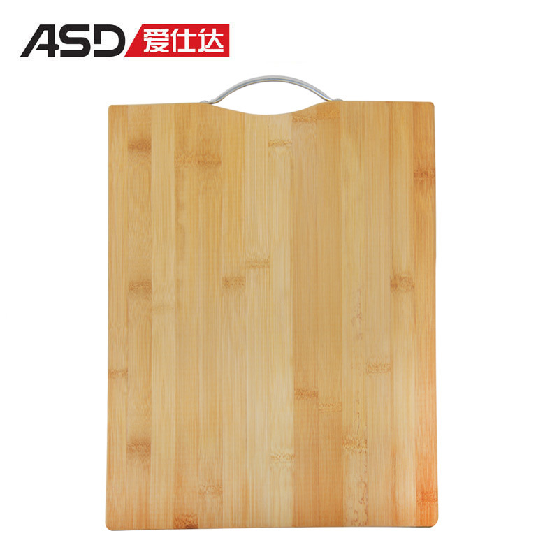Asd/astar rectangular cutting board bamboo cutting board chopping board bamboo cutting boards can be hanging bamboo surface ZPCB03 blades