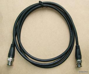 Finished machine pressure bnc line q9 finished line monitoring cable camera cable bnc to bnc cable 1.5 m