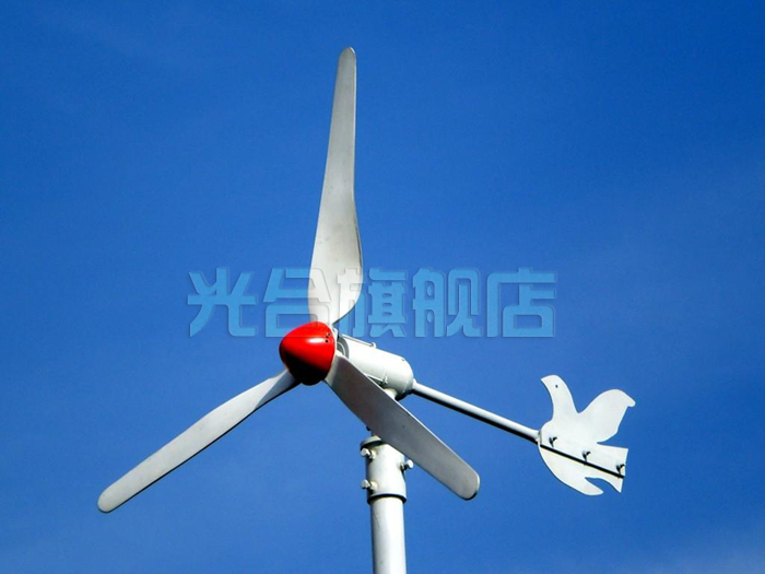 Photosynthetic 30000W windmill windmill fan wind power generation system home generator 30kw