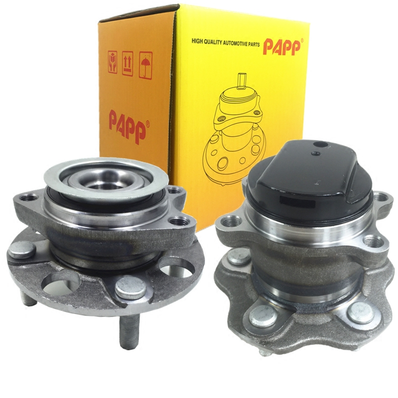 Suitable for papp qashqai trail 2 drive 4 drive rear wheel bearing front wheel bearings front and rear wheel axle