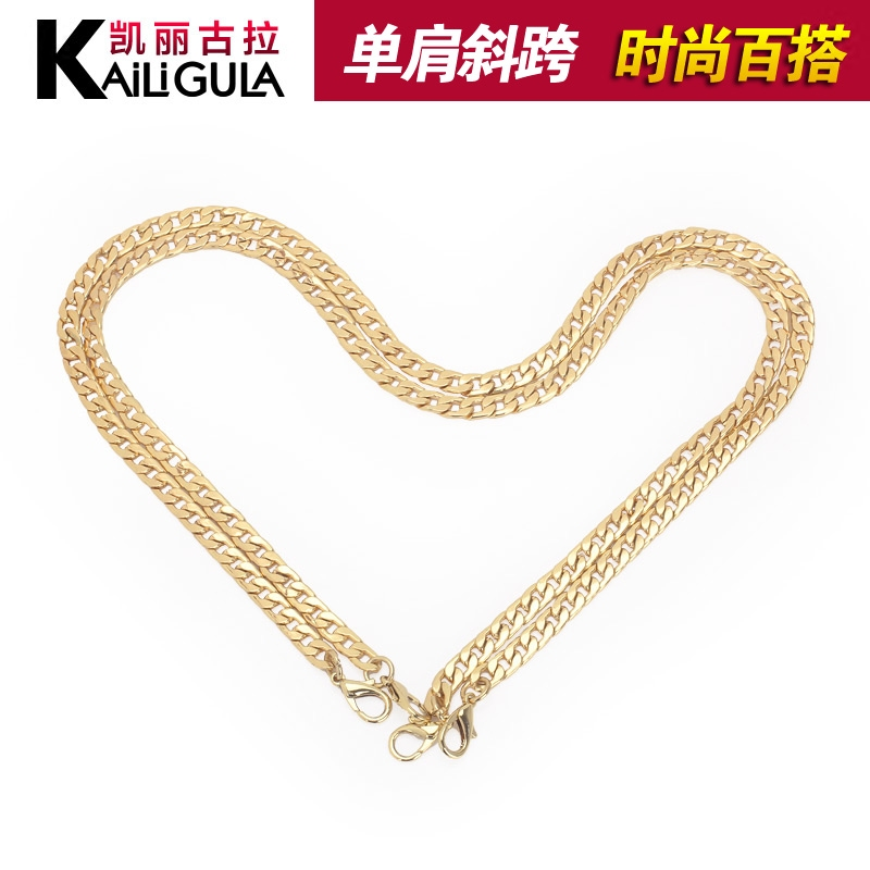 Kailigula hardware accessories handbag chain shoulder diagonal chain