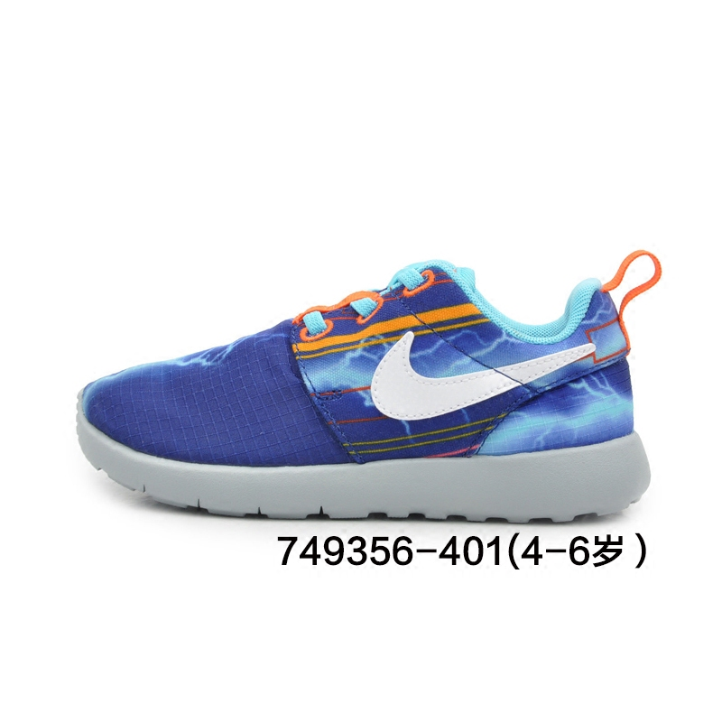 1f3b1ebe6a2d Get Quotations · Nike roshe run medium and small boys and girls sports shoes  fashion shoes 749356-401