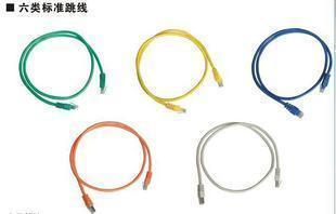 Te woke resistant genuine super category 6 network cable unshielded category 5 m 5 m room jumper unshielded wire 5 m