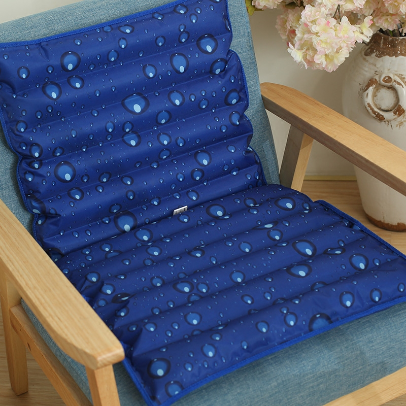 Water Ice Pad Cushion Office Chair Summer Cold Bedsore Cooling