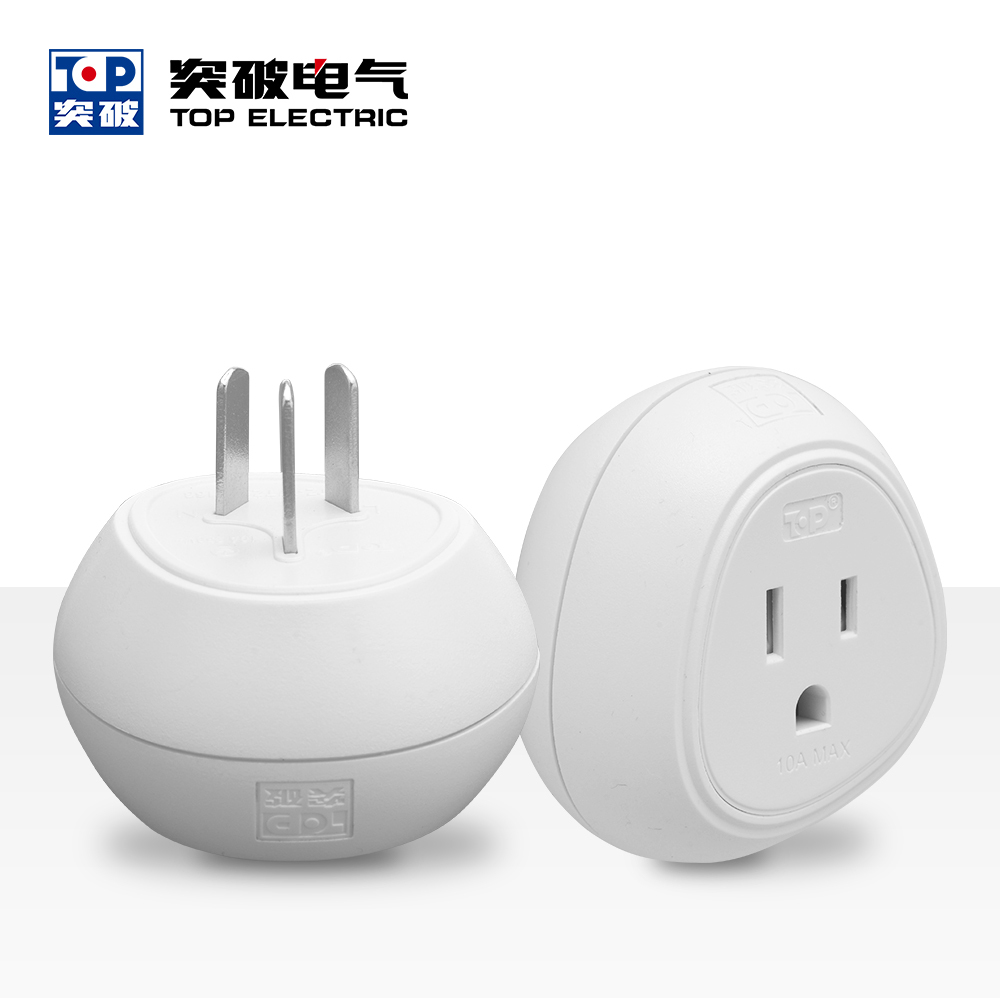 Breakthrough conversion plug socket travel converter gb turn american standard japan and usa canada taiwan thailand