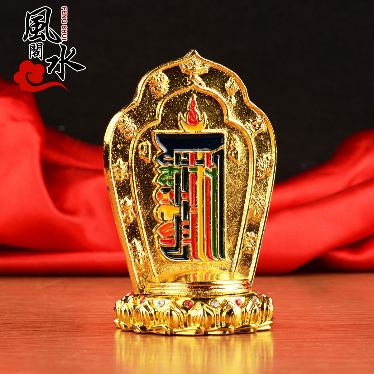 Feng shui court opening feng shui alloy kalachakra buddhist supplies automotive ornaments car ornaments car seat