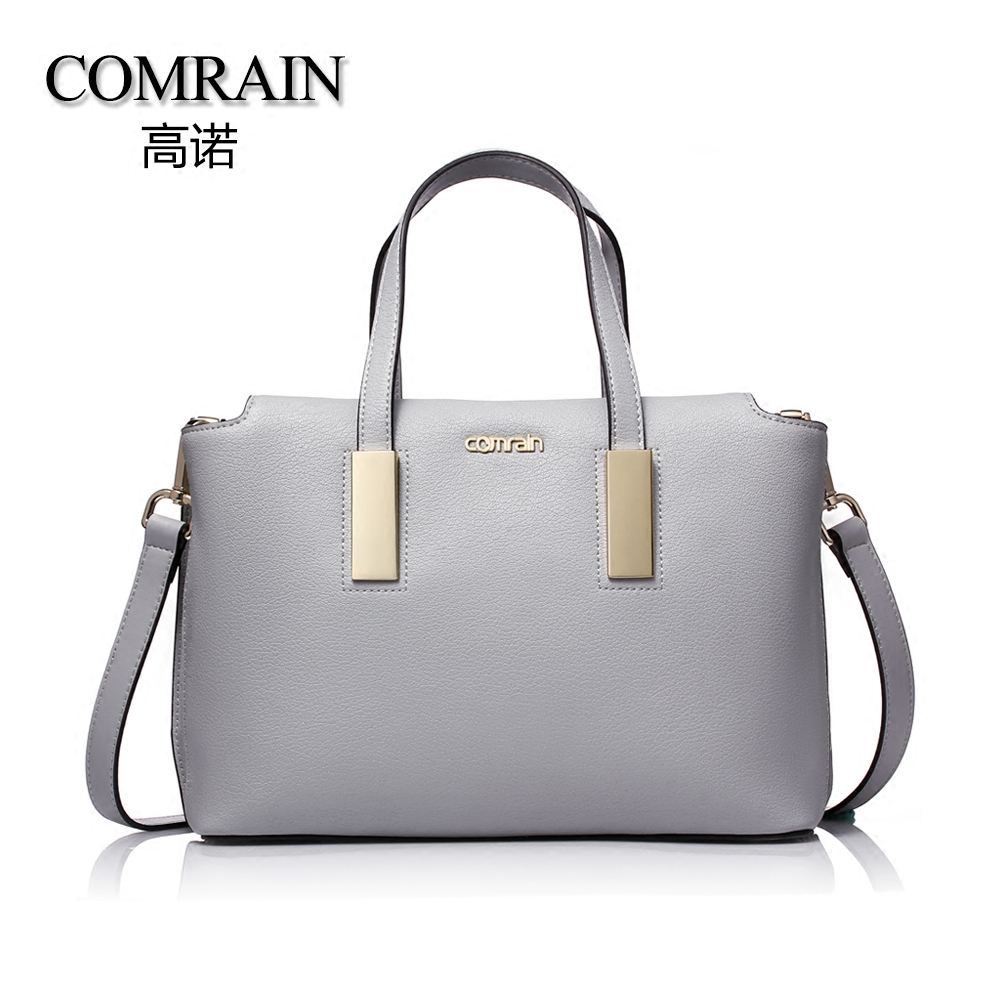 Get Quotations · Cheap european and american fashion brand soft leather women handbag messenger cikou leisure simple solid color