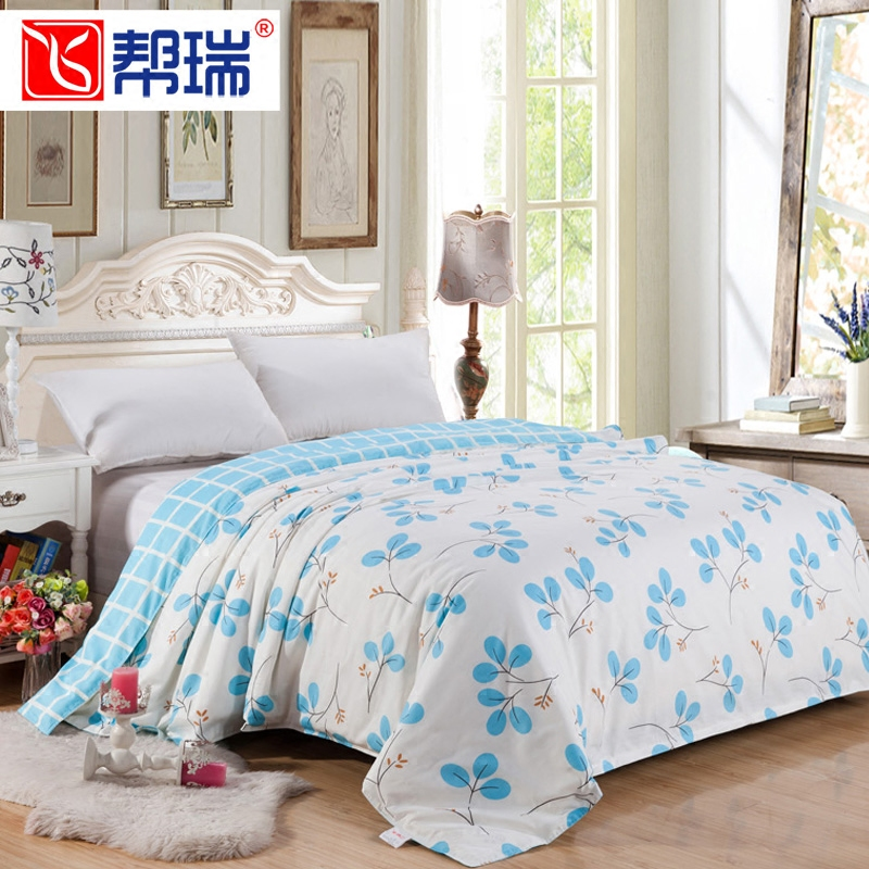 Help swiss 100% silk long silk pure silk silk thin quilts cotton quilt summer air conditioning is removable water